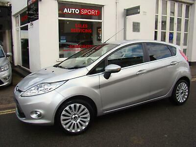 Ford Fiesta 1.4TDCi Titanium Diesel, 2010 with 60000 Mils, Superb Condition Car