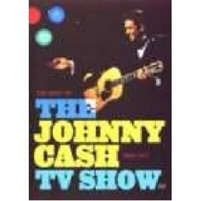 Johnny Cash - The Best Of The Johnny Cash Tv Show 2 Dvd+++++++++++ New