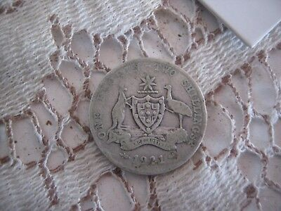 1921 FLORIN+  LOW START  combined post  55m