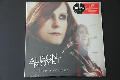 Alison Moyet ‎– The Minutes LP POP ROCK 2013 MOYETLP2013 LIMITED RED SEALED!!!