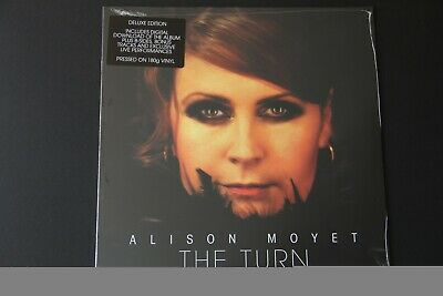 Alison Moyet ‎– The Turn LP POP ROCK 2015 COOKLP626 SEALED!!!