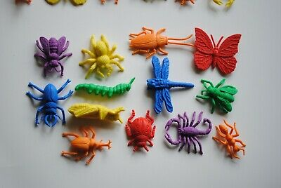 Backyard Bugs Counters 30p  - Maths  - Games - Educational - Numeracy - School