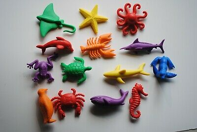 Sea Creature Counters 30p  - Maths  - Games - Educational - Numeracy - School