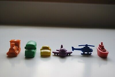 Transport Counters 30p  - Maths  - Games - Educational - Numeracy - School