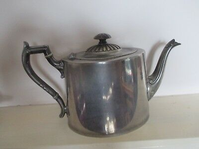 Superb Antique James Dixon & Sons Teapot.Made in Sheffield  Great Condition