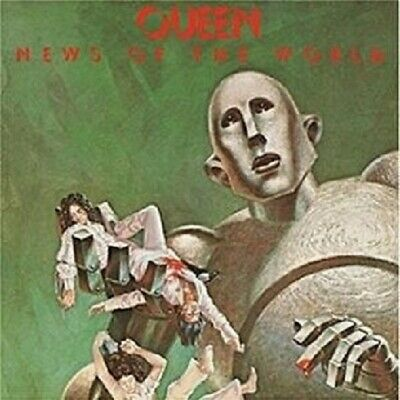 Queen - News Of The World (2011 Remastered)  Cd New