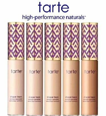 TARTE shape tape contour concealer corrector ojeras high coverage make up