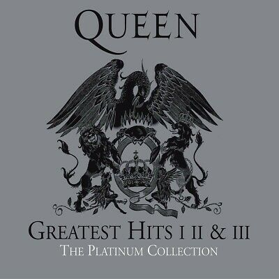 Queen - The Platinum Collection (2011 Remastered) 3 Cd New