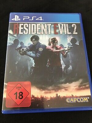 Resident Evil 2 HD Remake (PS4)