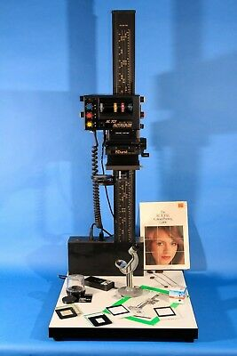 Durst AC 707 Autocolor Darkroom Photo Enlarger- Copyier + Mask and  Accessories