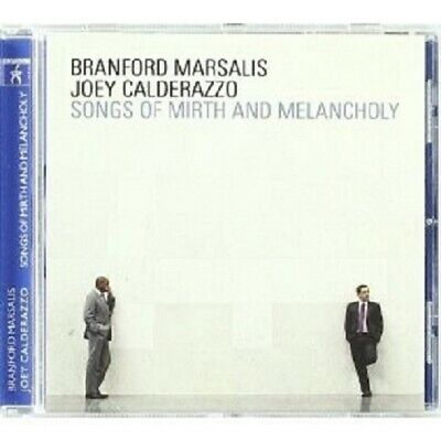 Brandford/Calderazzo,Joey Marsalis - Songs Of Mirth And Melancholy  Cd New