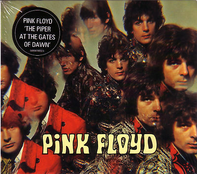 Pink Floyd Piper At The Gates Of Dawn Remaster Cd 2016 New Sealed Syd Barrett