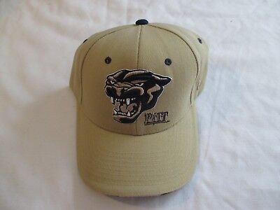 new product 6cd7b 29c34 Pitt Pittsburgh Panthers University Adjustable One Size Hat Cap Zephyr NWT
