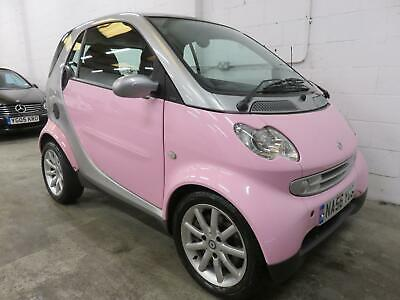 Smart Smart 0.7 Fortwo Pink Edition