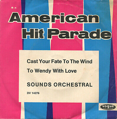 Sounds Orchestral – Cast Your Fate To The Wind – German Ps - Nice!!!
