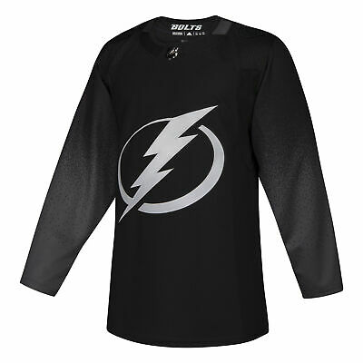 Tampa Bay Lightning Adidas NHL Men's Climalite Authentic Alternate Hockey Jersey