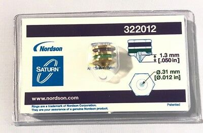 Original Nordson Nozzle .012 322012 New in package
