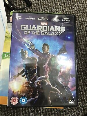 guardians of the galaxy dvd vol 1