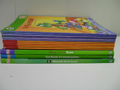 Leap Frog Tag Reading System Lot of 15 Books