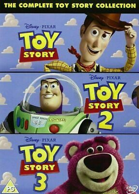 Toy Story - The Complete Collection [DVD] *Used