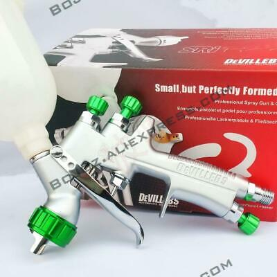 Sri Pro 1.2mm HVLP Paint Spray Gun Devillebs Mini Gravity Feed Paint Sprayer