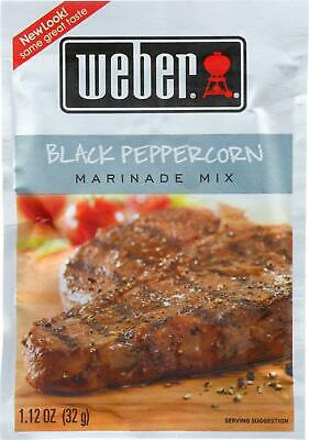Weber Grill Creations-Marinade - Black Peppercorn, Pack of 12 ( 1.12 OZ )