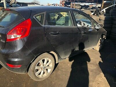 Breaking Ford Fiesta Zetec 2011 5dr 1.4 Petrol Auto Black Spare Parts Wheel Nut