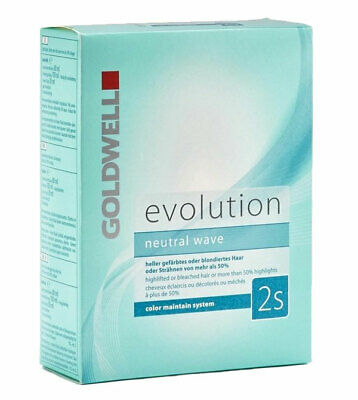 Goldwell Evolution Dauerwelle 2s (soft) für blondiertes Haar, Set