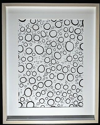 Original art for sale by artist Title Boring Hypnotic Droplets