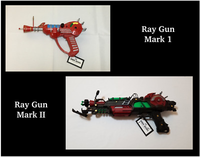 COD Black Ops Zombies Wonder Weapon Ray Gun Set (Mark 1 and Mark II)
