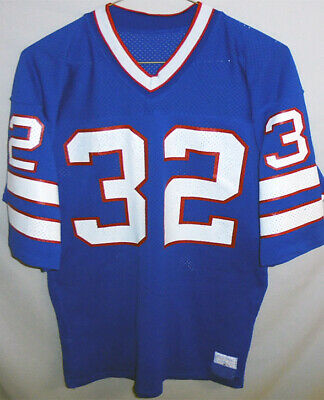 f88e87986 1970 s -OJ Simpson- Vintage Buffalo Bills NFL Football Pro Game Model Jersey