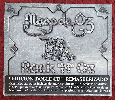 MAGO DE OZ (ROCK N OZ) 2 CD's 2006