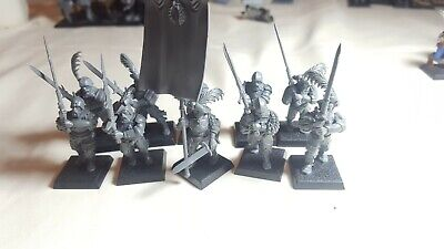 10 Empire Greatswords - Warhammer Free People Age of Sigmar AOS