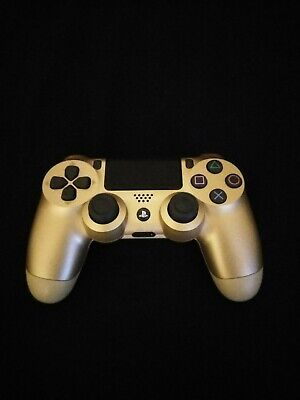 Official Sony PlayStation 4 PS4 Dualshock 4 Wireless Controller GOLD COLOR