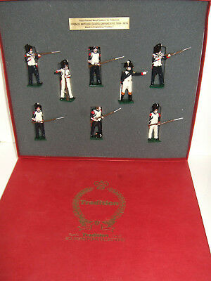 Tradition Soldier Set 748 Napoleonic ,French Imperial Guard Grenadiers in 54mm