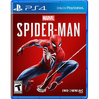 Marvel's Spider-Man PS4 [Brand New]