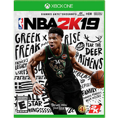 NBA 2K19 Xbox One [Brand New]