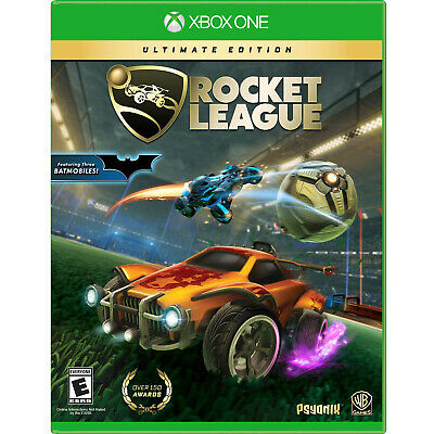 Rocket League: Ultimate Edition Xbox One [Brand New]
