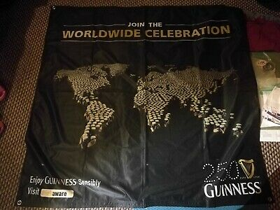 Guinness flag 250th anniversary