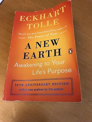 A New Earth : Awakening to Your Life's Purpose by Eckhart Tolle 2008 Book