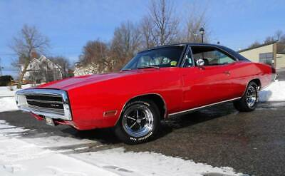 1970 Dodge Charger 500 1970 Dodge Charger 500 - 4-Spd Pistol Grip - Air Conditioned - Hide-A-Ways