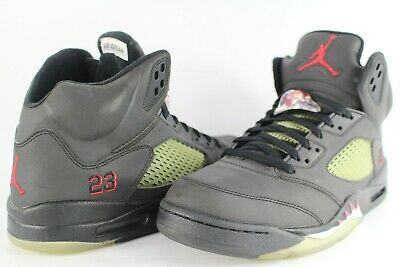in stock 15c59 b8d57 Nike Air Jordan Retro V 5 DMP Pack 3M Reflective Black Red White 11 Metallic