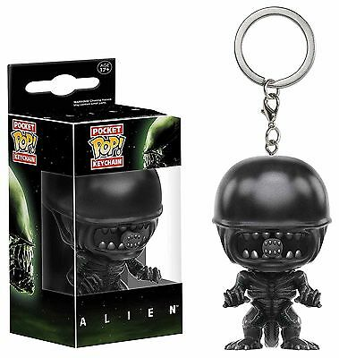"Funko Pocket Pop Alien Pocket Pop Keychain 2"" Figure Funko Brand New"
