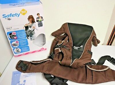 "PORTE BEBE "" SAFETY by BABY RELAX "" 0m à 9m / 3,5kg à 9 kg"