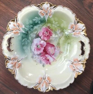Outstanding RS PRUSSIA Floral Bowl Gesetzlich
