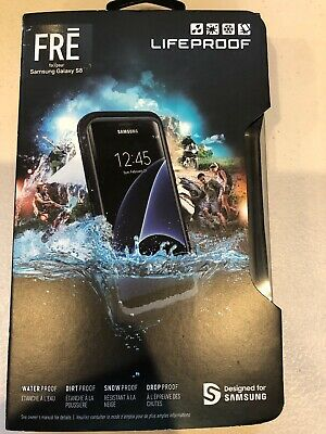 New Lifeproof Fre Series Waterproof Case / Cover For Samsung Galaxy S8