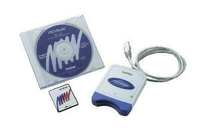 Brother Ped-Basic Embroidery Card Writer Free Shipping