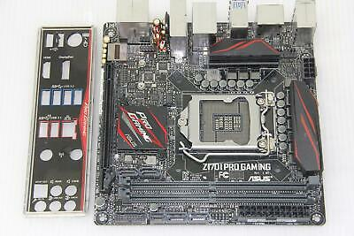 asus z170i pro gaming drivers