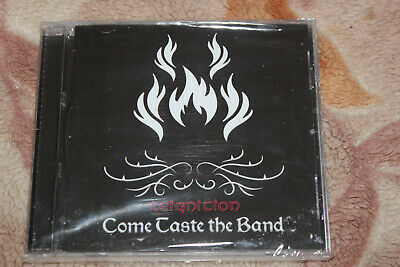 COME TASTE THE BAND - Reignition   CD  NEW & SEALED
