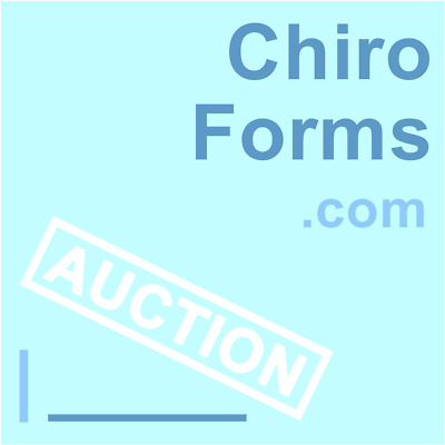 20 YEARS!!! Chiro Forms.com GODADDY for sale PREMIUM brandable DOMAIN aged RARE!
